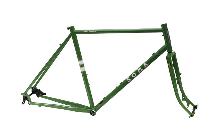 Soma Fabrications: Grand Randonneur Frame Updates