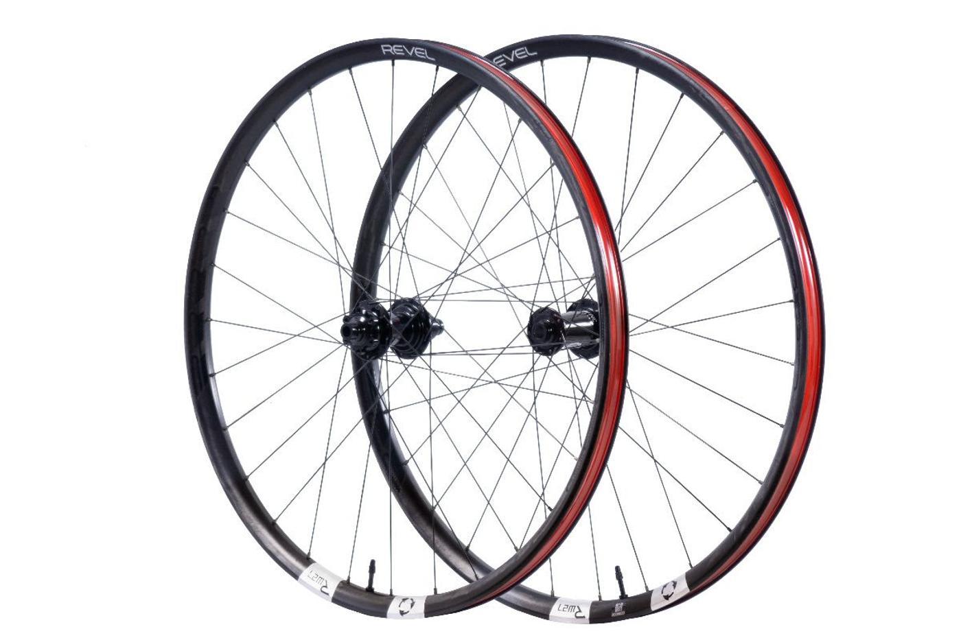 Revel Bikes: New XC RW27 Wheels