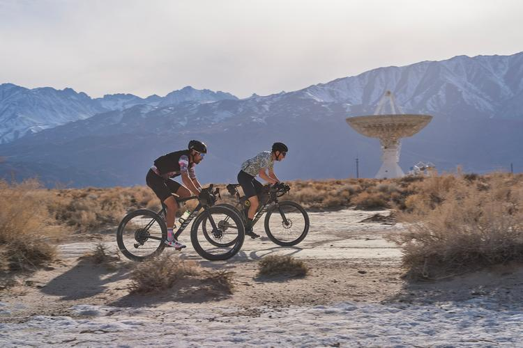 Impossible Route: Yuma to Bishop via Death Valley