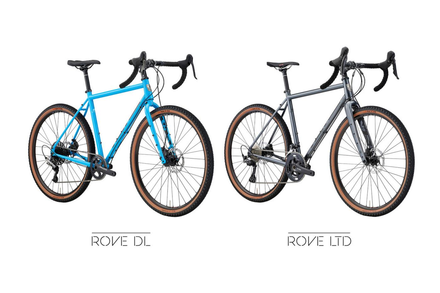 Kona's 2021 Steel Rove DL and LTD Models Are Here!