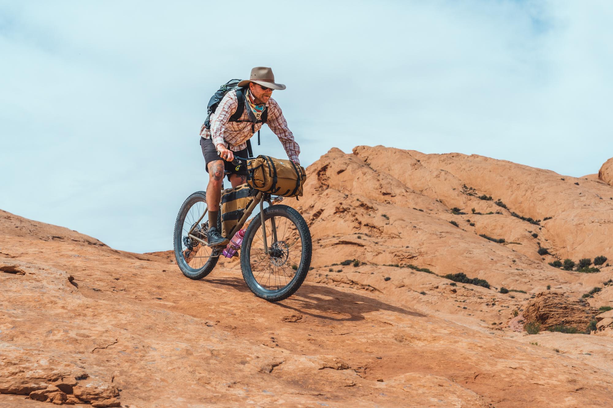 Dropping in - photo Josh Weinberg