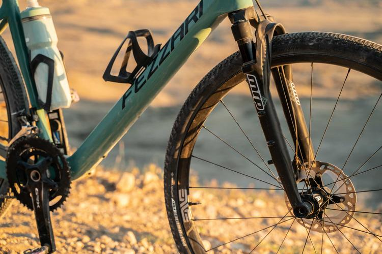 MRP's New Baxter Gravel Fork is On the Way