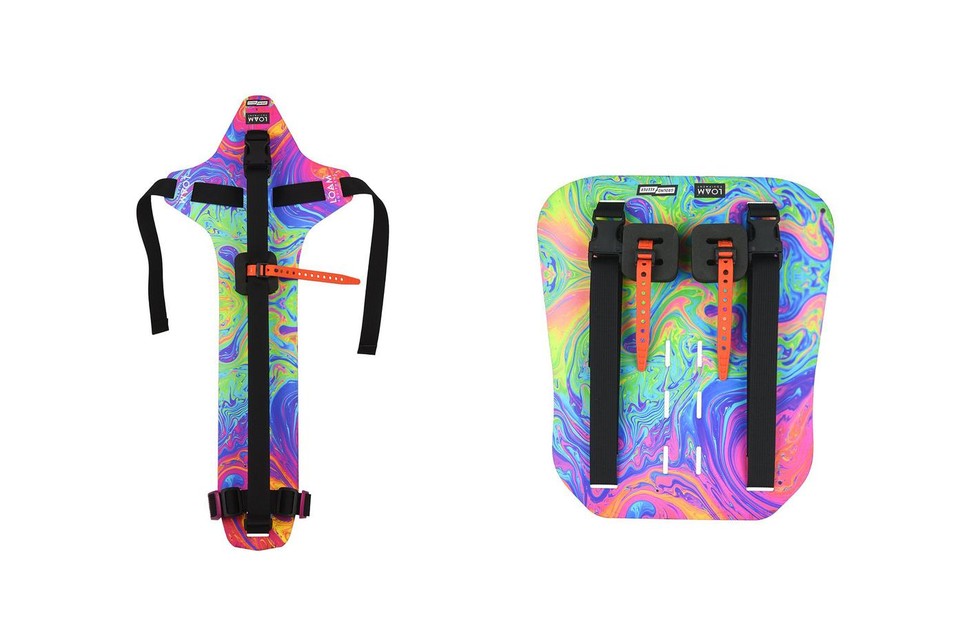 Ground Keeper and Loam Equipment Bikepacking Harnesses