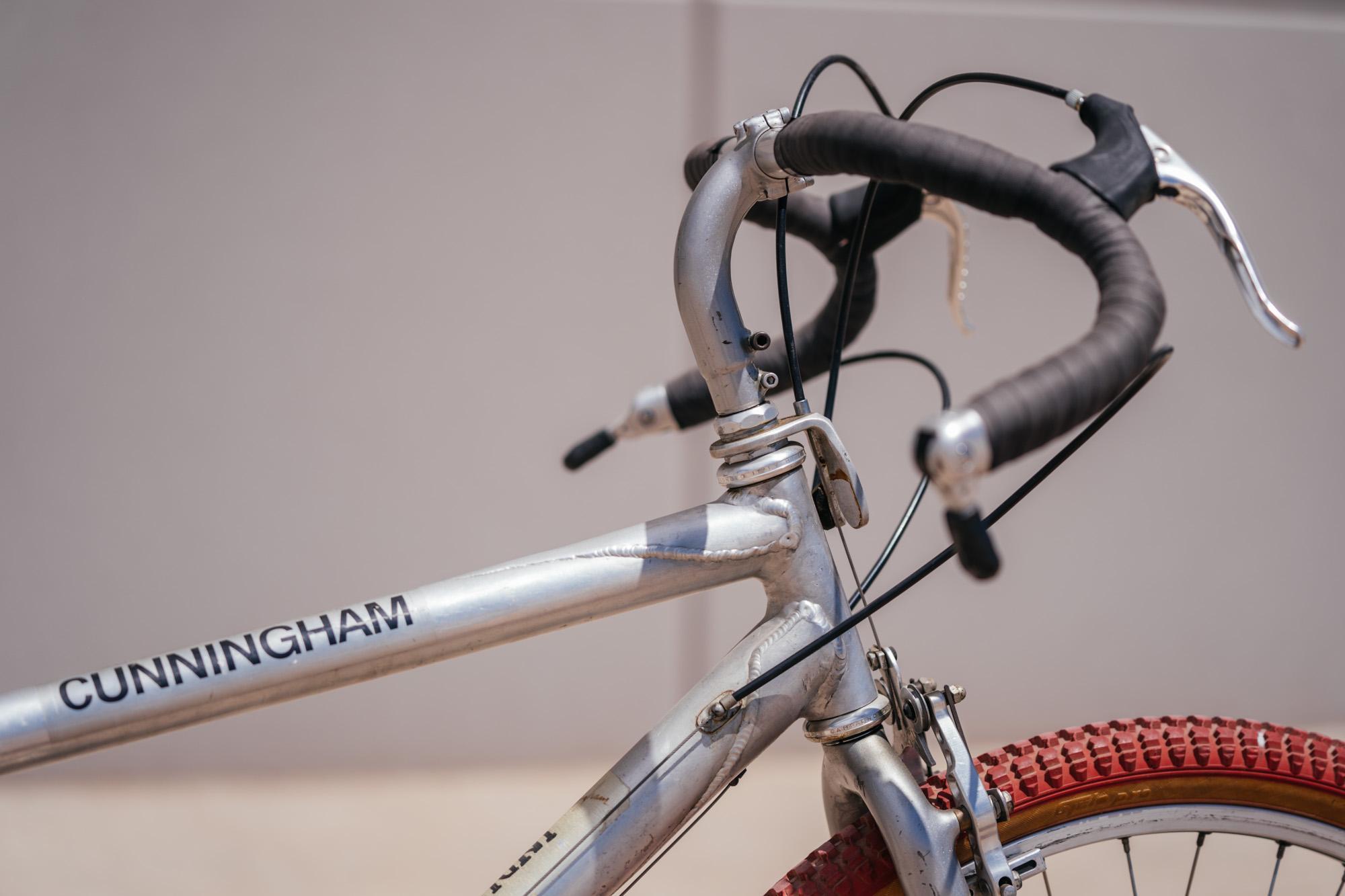 #29 Cunningham - A 1983 Replica of Jacquie Phelan's