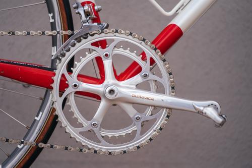 Norm Alvis' Team Motorola MXL Eddy Merckx with Dura Ace 7400