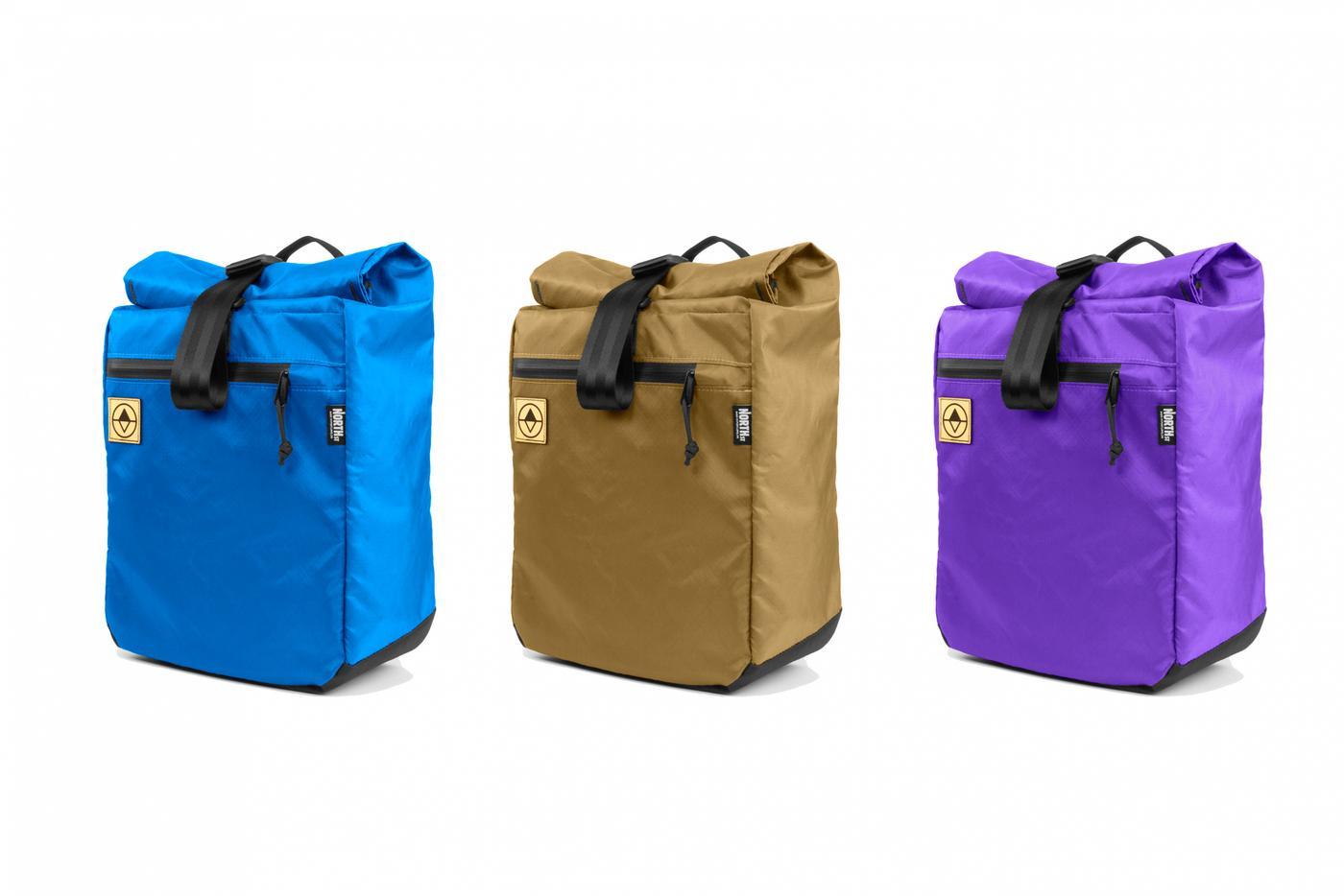North St. Bags: 21L Macro Panniers