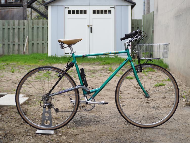 Readers' Rides: Danny's 1993 Proflex 253