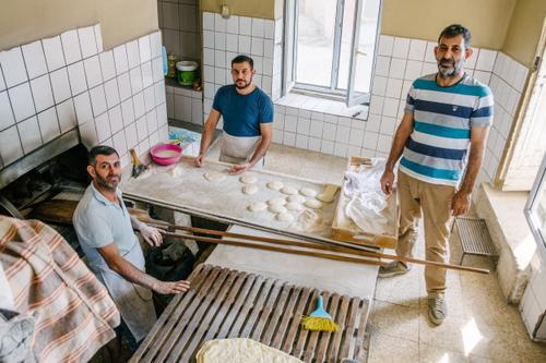 Bakery crew