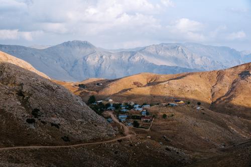 Idyllic villages