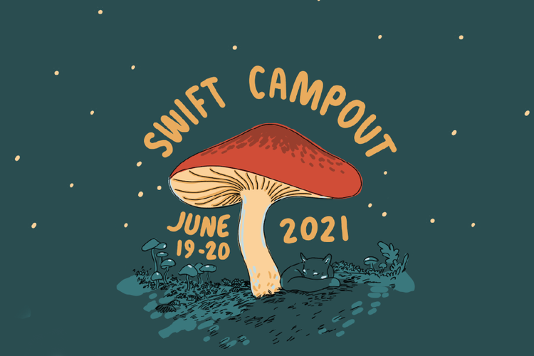It's Swift Campout season! Swift Industries partners with Snow Peak, and The Radavist to Present the 7th Annual Swift Campout Solstice Bike Overnight