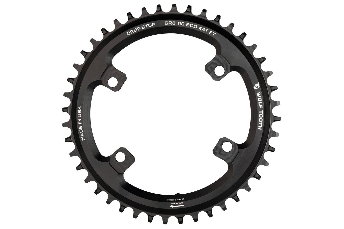 Wolf Tooth Goes Super Compact With 36t GRX Chaingrings