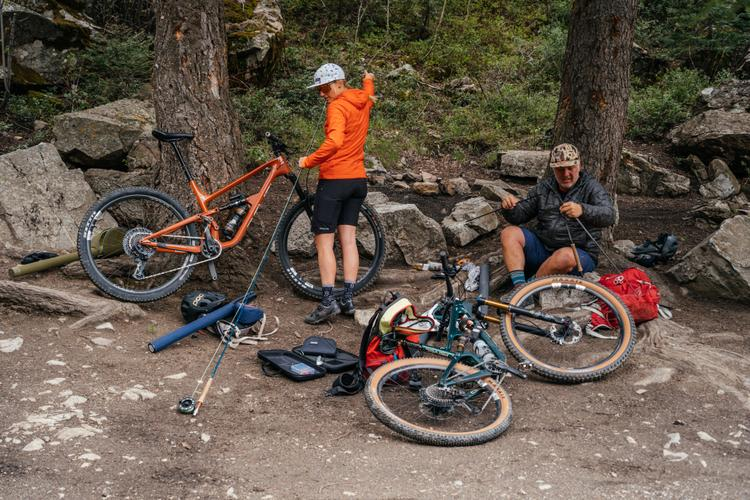 Inside / Out at Why Cycles and Revel Bikes: A 'Reel' Good Time in Carbondale, Colorado
