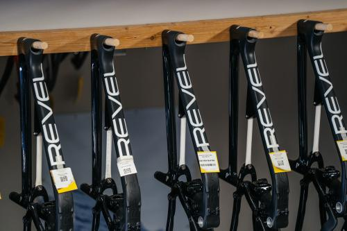 Why Cycles and Revel Bikes Warehouse