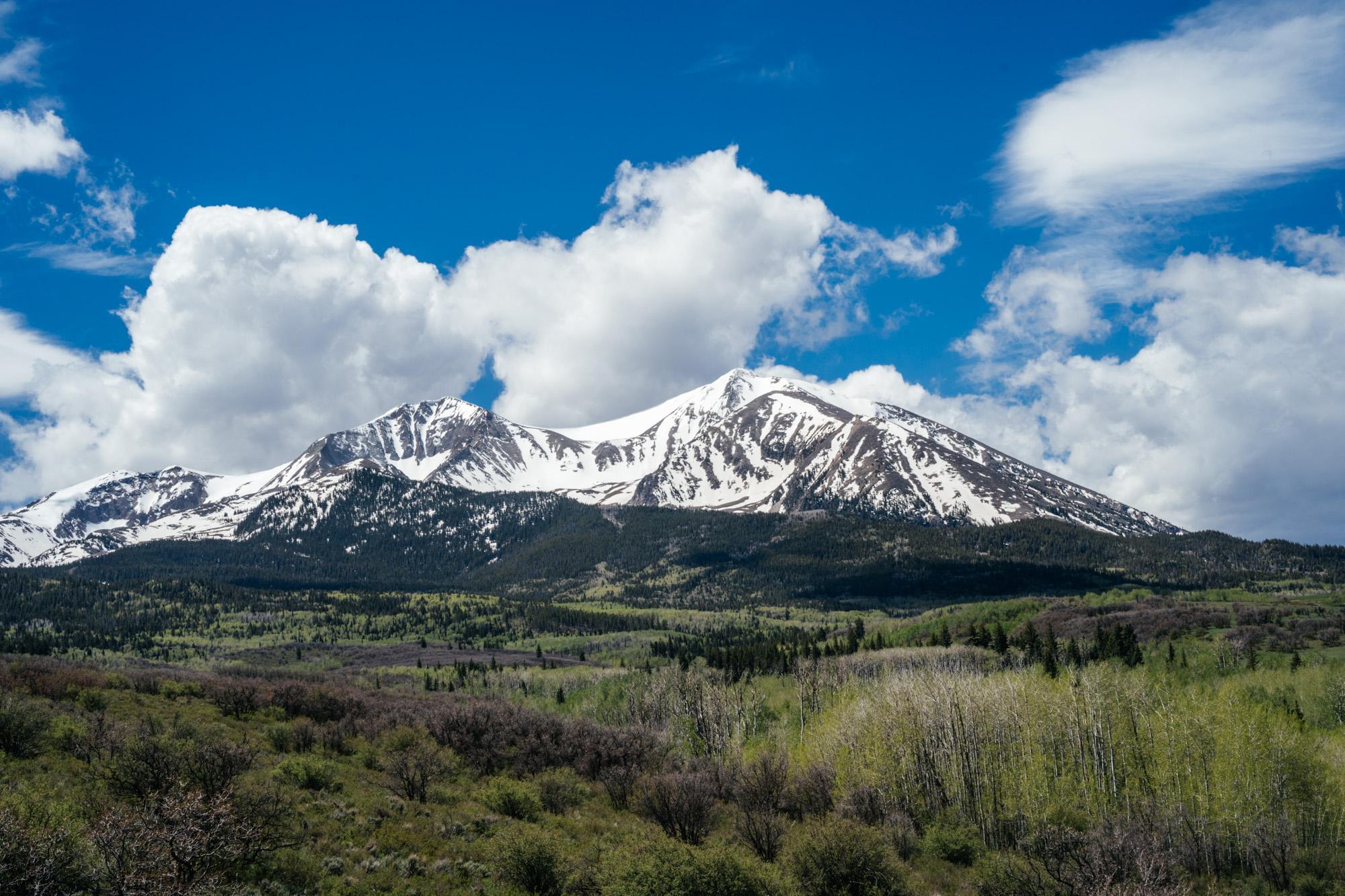 Sopris Peak