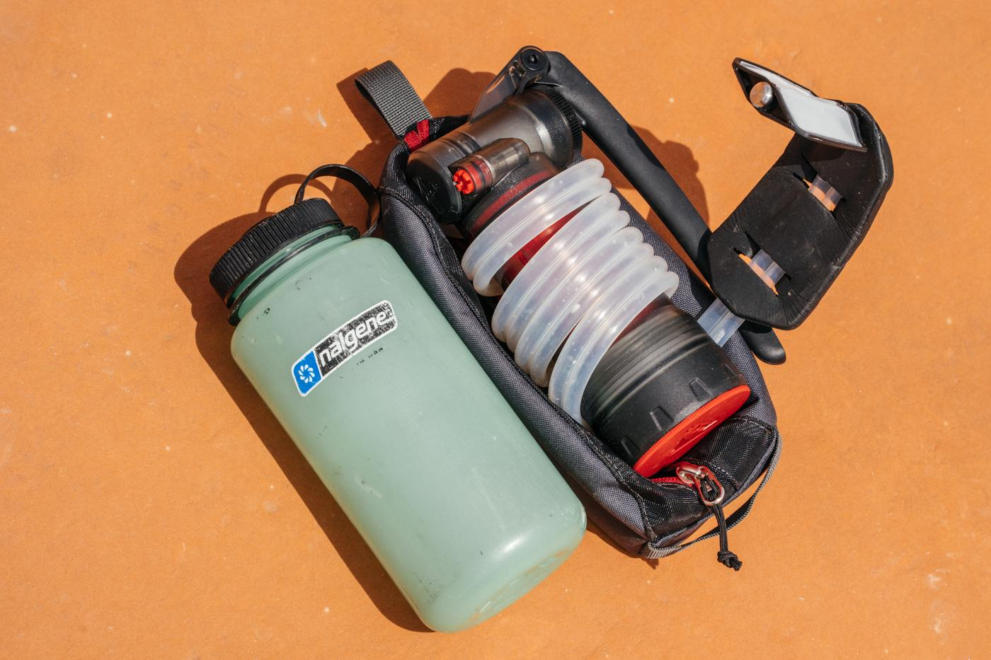 The MSR Guardian Purifier Water Filter is Hands Down the Best on the Market for Biketouring, Bikepacking, and Bike Camping