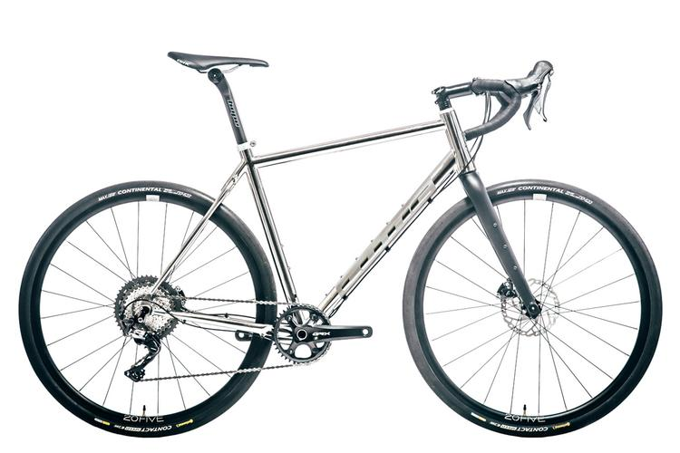 Cotic's Tonic Titanium Gravel Bike