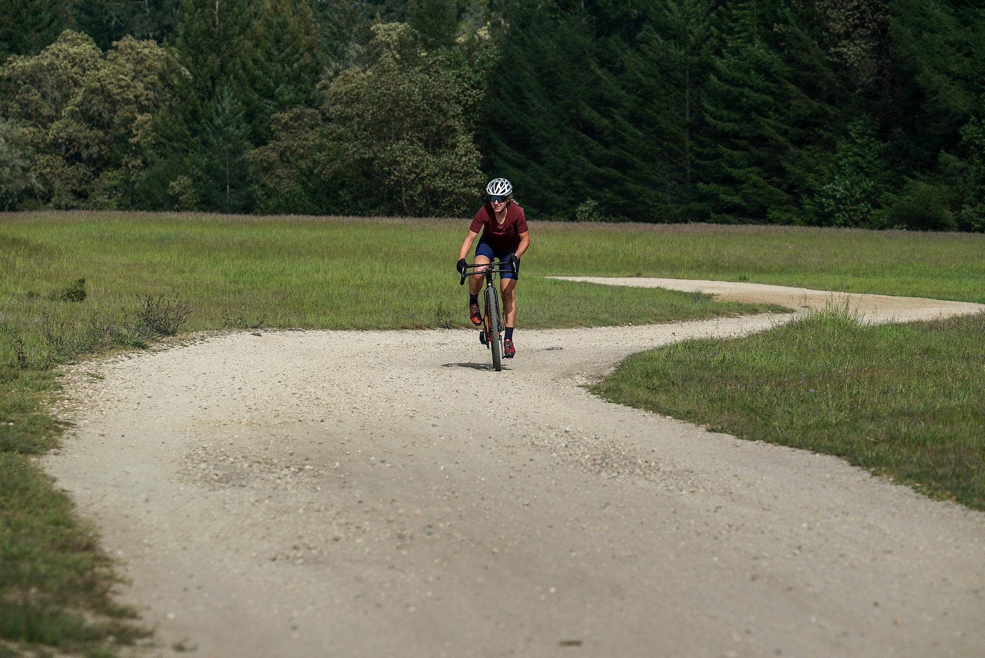 athy has been putting in a lot of long training days in Northern CA to prepare for Unbound Gravel 200.