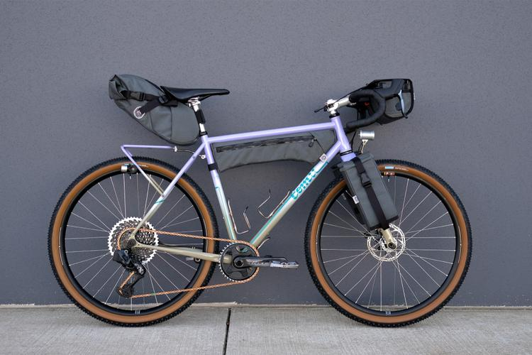 Readers' Rides: Emilio's Tomii Cycles Sunset Chaser Gravel Rig