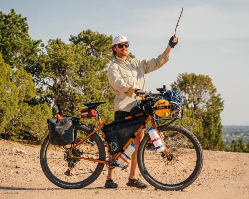 Beau and His Surly ECR