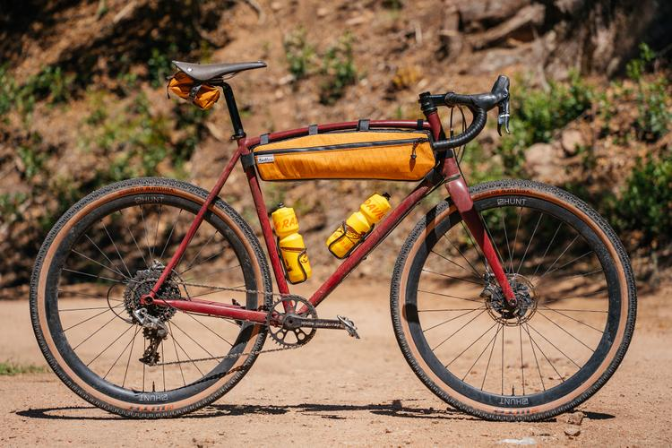 A Look at Albuquerque-Based Buckhorn Bags' Custom Full and Half Frame Bags