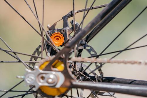 Chris' Coconino Cycles Singlespeed 27.5 Cruiser