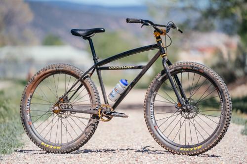 Chris' Coconino Cycles Singlespeed 27.5 Cruiser-32