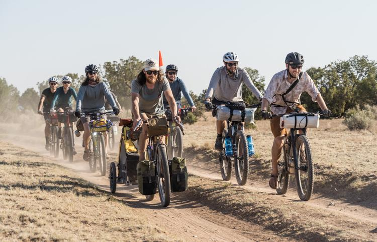 Santa Fe's 2021 Swift Campout Report Hosted by Sincere Cycles and Adventure Bikepacking