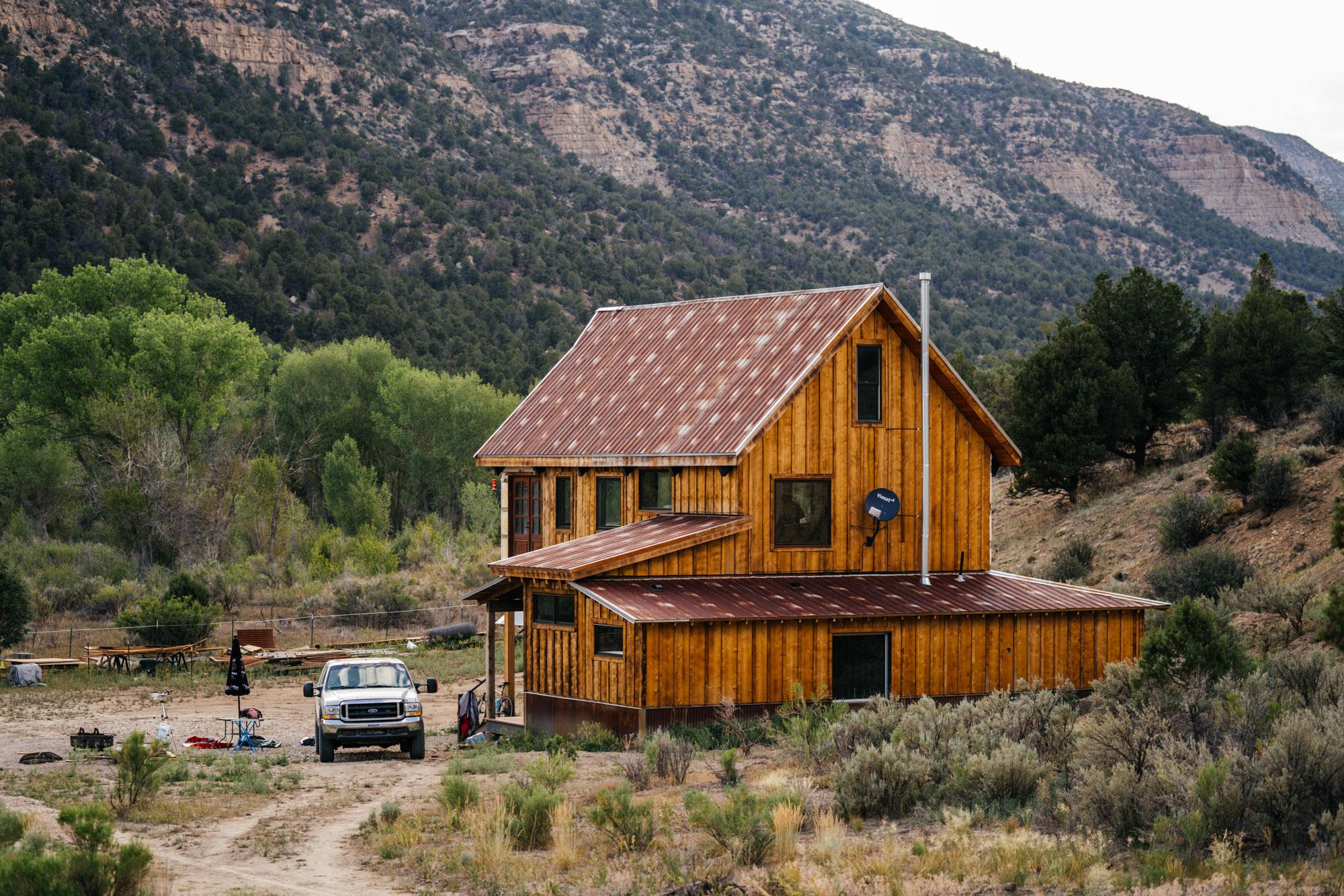 Scullbinder Ranch