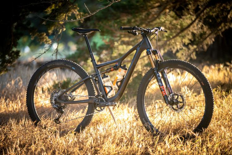 The Ibis Cycles Exie is an XC Bike Made in California