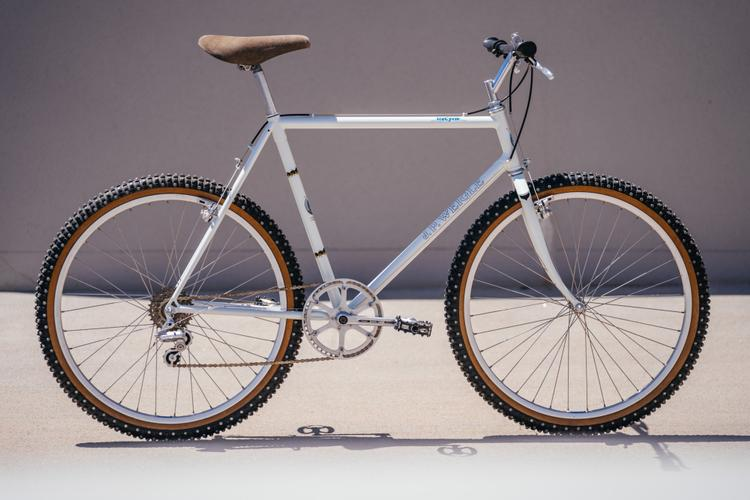 From the Pro's Closet: 1983 J.P. Weigle Ice Cycle MTB
