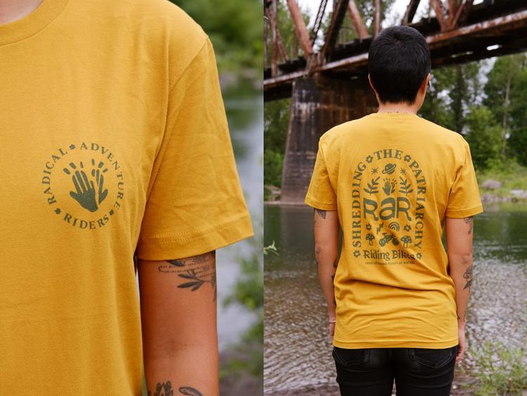 RAR: Shred T-Shirt
