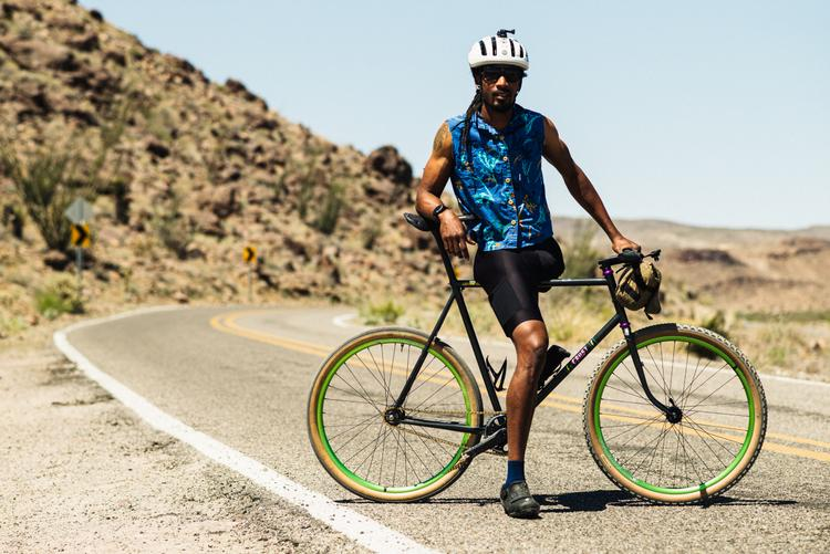 Riding Fixed, Up Mountains, With Pros: Ep. 14 – Oatman w/ Leo Rodgers