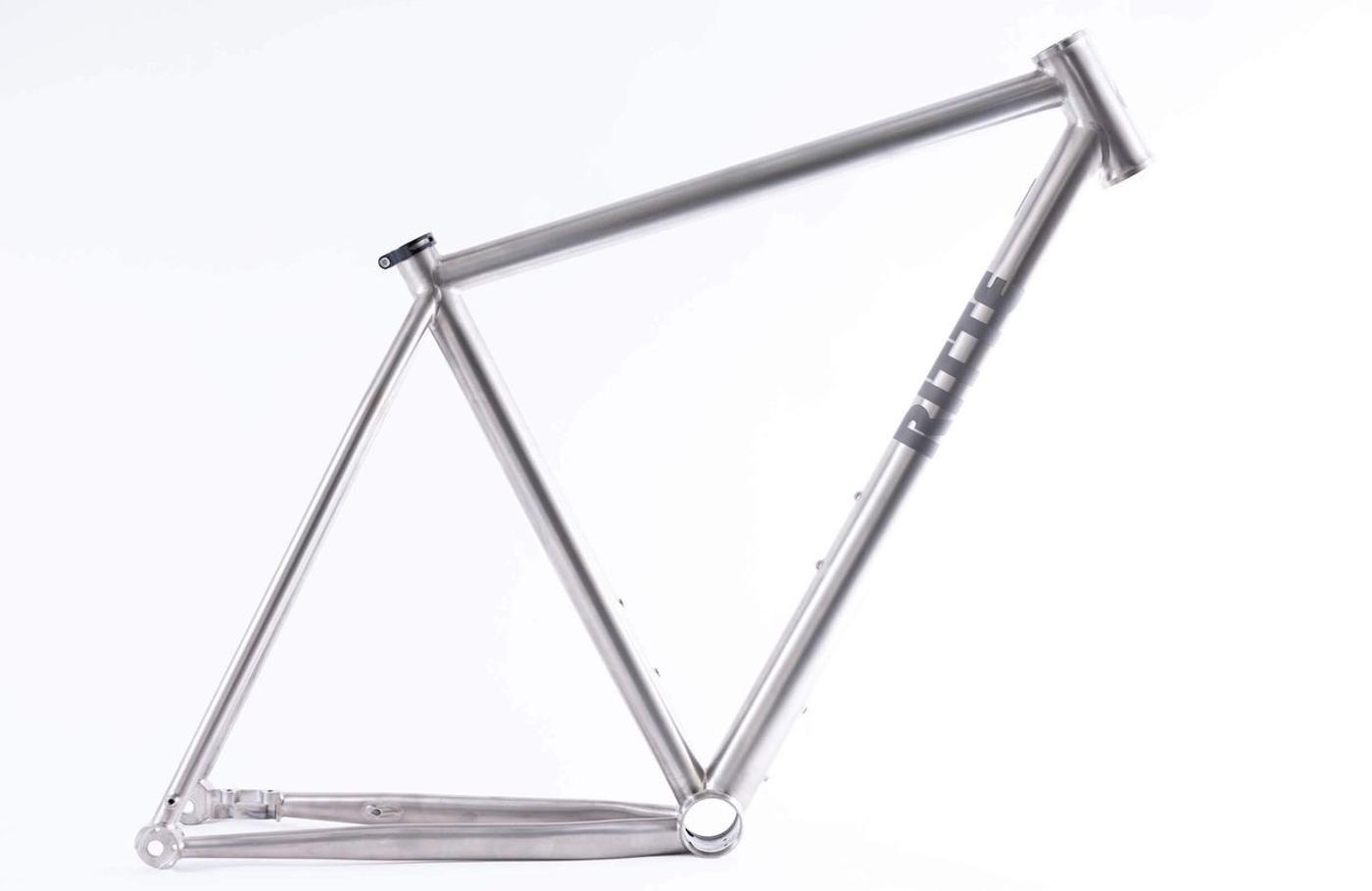 Ritte's Titanium MUSA Satyr 2.0 Was Designed by Tom Kellogg