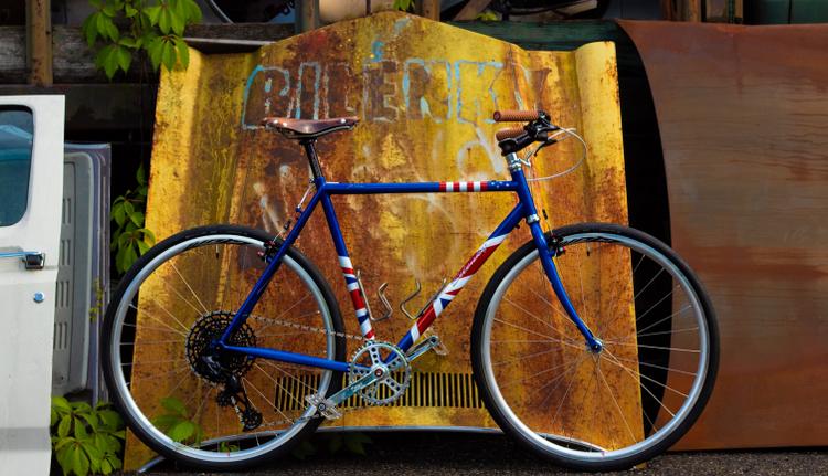 Bilenky Cycle Works Makes a Bike for Boris Johnson, Gifted by Joe Biden