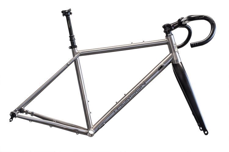 Thomson's New Piedmont Titanium Gravel Bike Build Kit