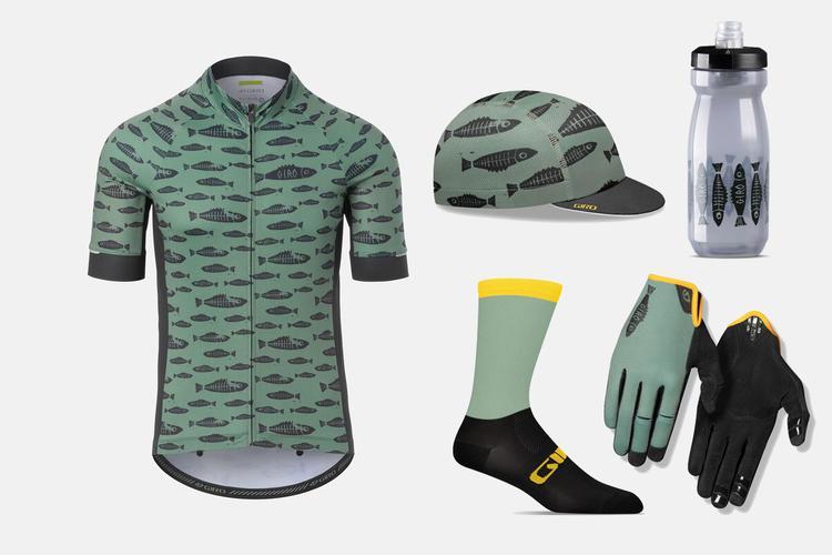 Giro's Sardine Collection