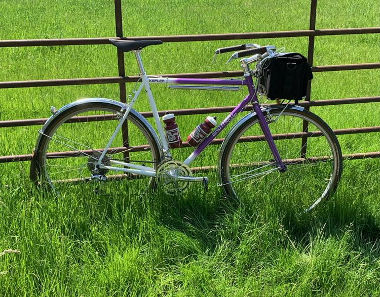 Readers' Rides: Chris' Brother Cycles Kepler