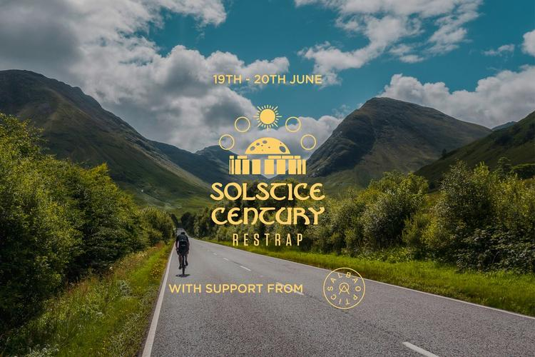 The Restrap Solstice Century is Back for 2021