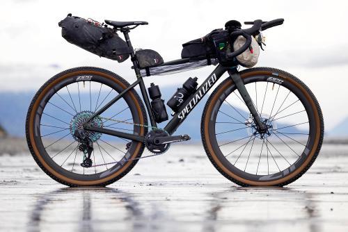2021 July — Alaska Pipeline FKT — Bike and Gear 01 small