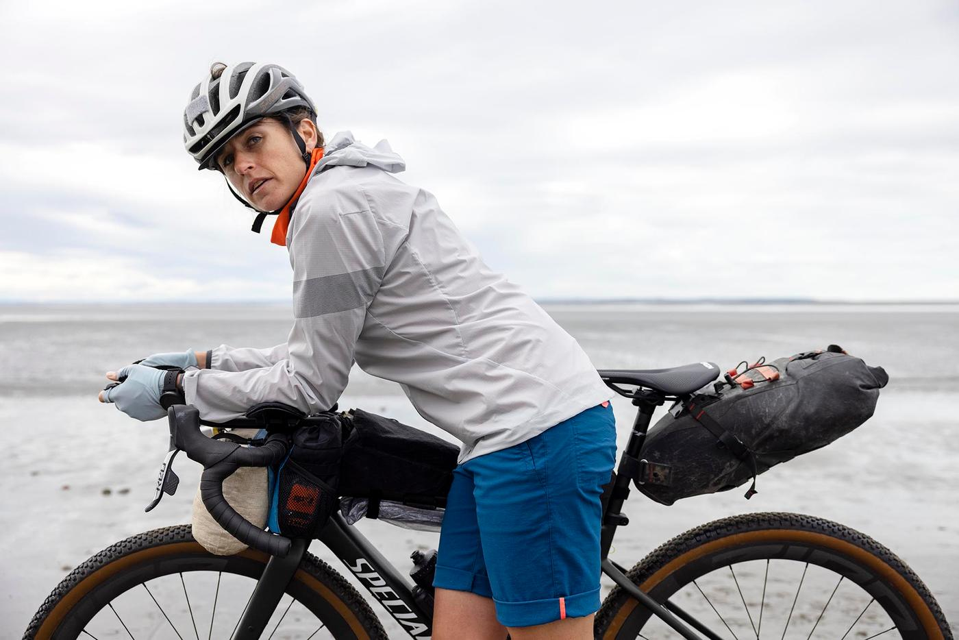 Lael Wilcox's Trans Alaska Pipeline Time Trial Gear List and Introduction