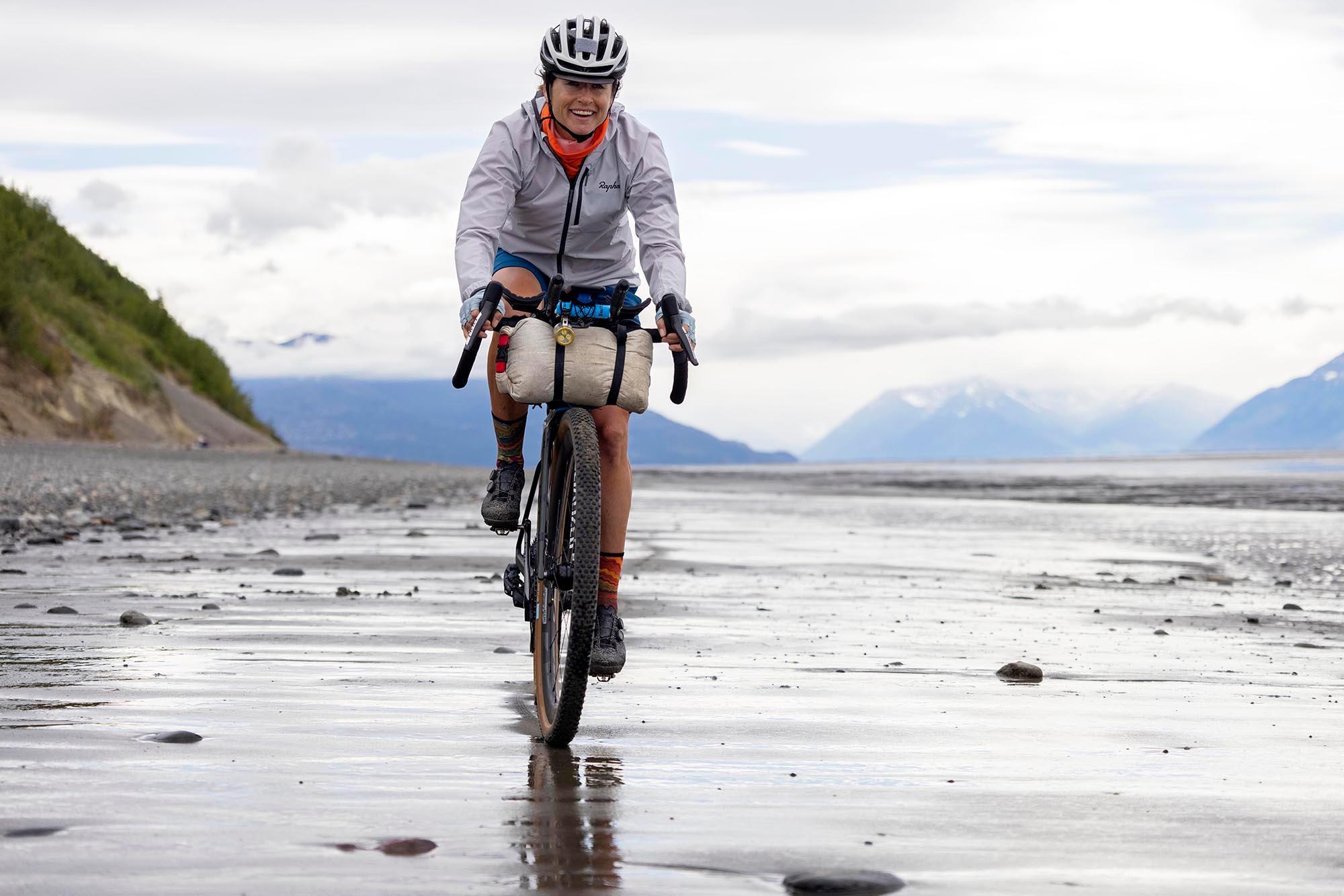 2021 July — Alaska Pipeline FKT — Bike and Gear 03 small