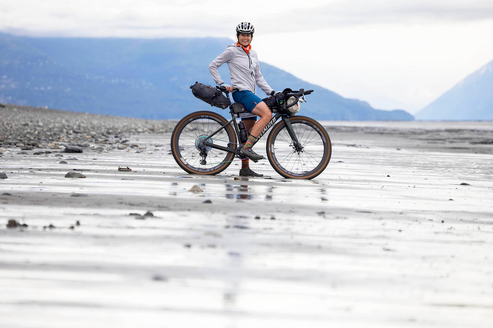 2021 July — Alaska Pipeline FKT — Bike and Gear 05 small