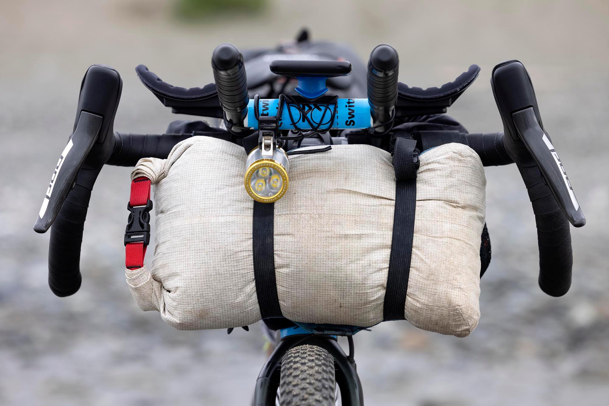 2021 July — Alaska Pipeline FKT — Bike and Gear 06 small