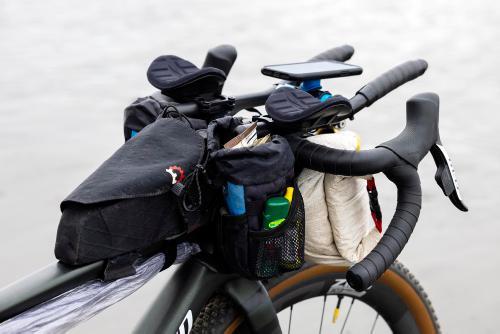 2021 July — Alaska Pipeline FKT — Bike and Gear 11 small
