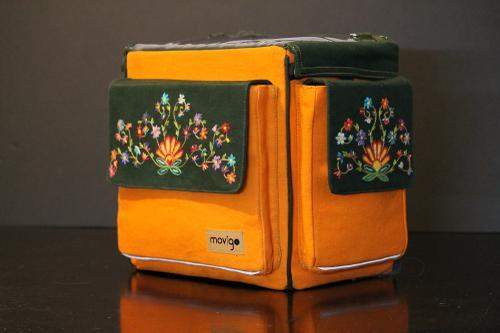 21. Randonneur bag (photo by Sara Gutiérrez)