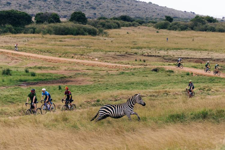 Four Gravel Stages in the Masai Mara Wildlife Reserve: the 2021 Migration Gravel Race Recap