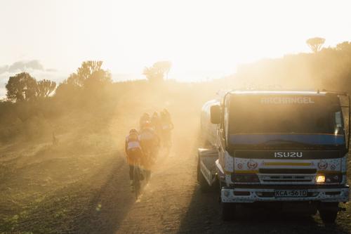 the 2021 Migration Gravel Race