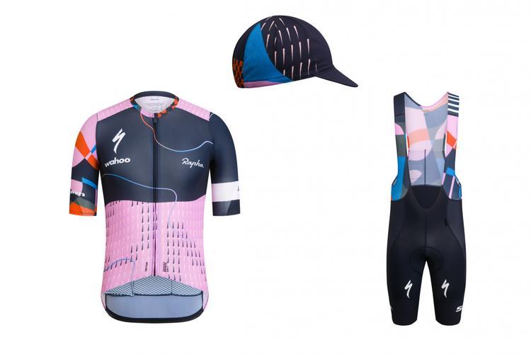 Sarah Sturm for Rapha: No Finish Line Pro Team Aero Kit
