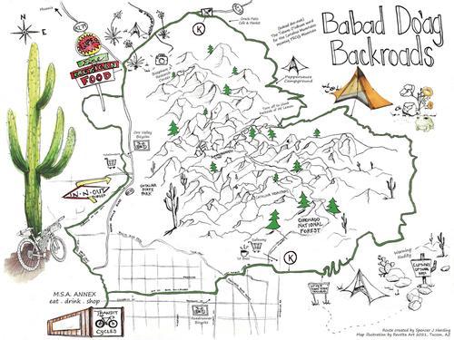 Babad Do'ag Backroads