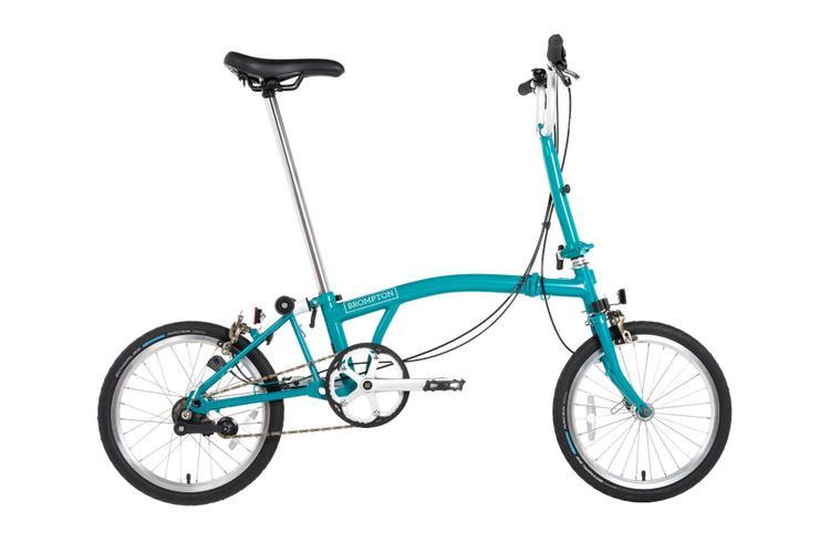 Brompton's New B75 Folding Bike Retails for $1,095.00